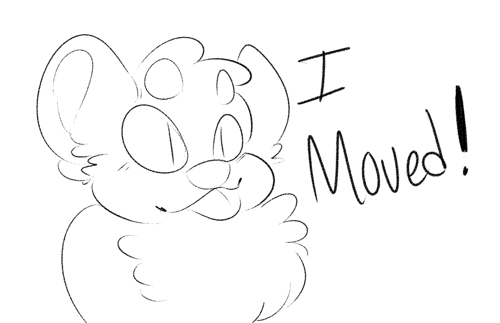 Most recent image: I MOVED ACCOUNTS