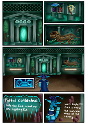 The Cities Secret - Page 12