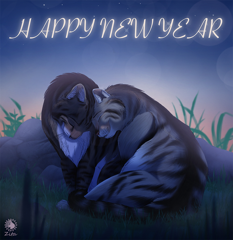 Most recent image: Serene New Year