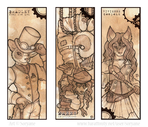 What The Fur - Steampunk Banners 1
