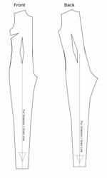 Basic Jumpsuit/Fullsuit pattern