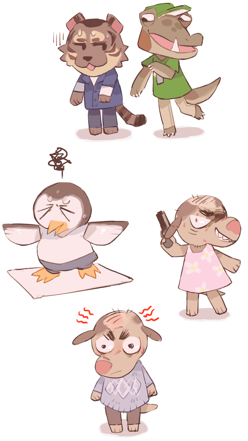 gtav+animal crossing