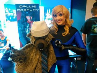 Bronson & Callie Cosplay