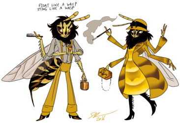wasp concept