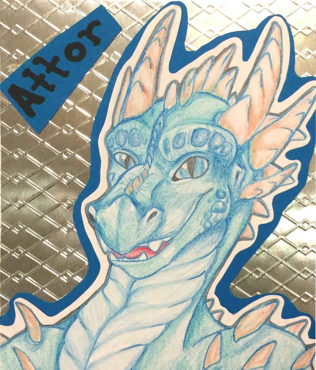FAU2016 attor badge