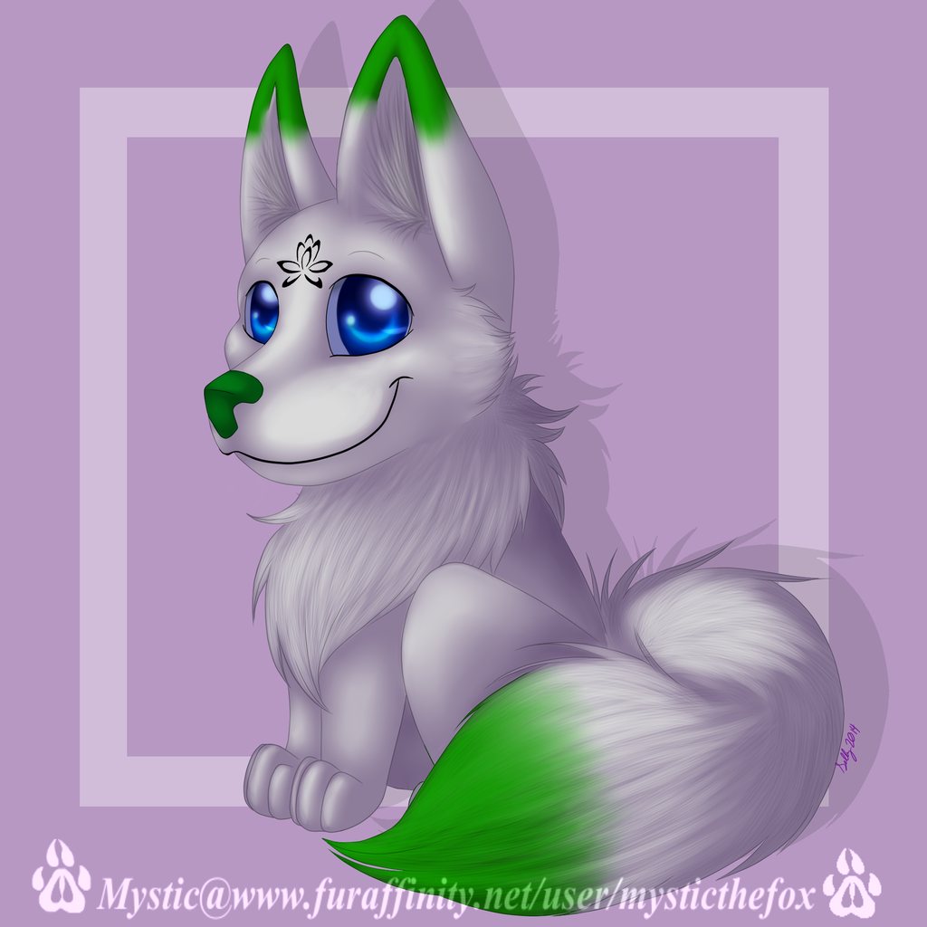 Most recent image: Chibi Fox - Commission