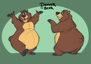 Denver the Bear