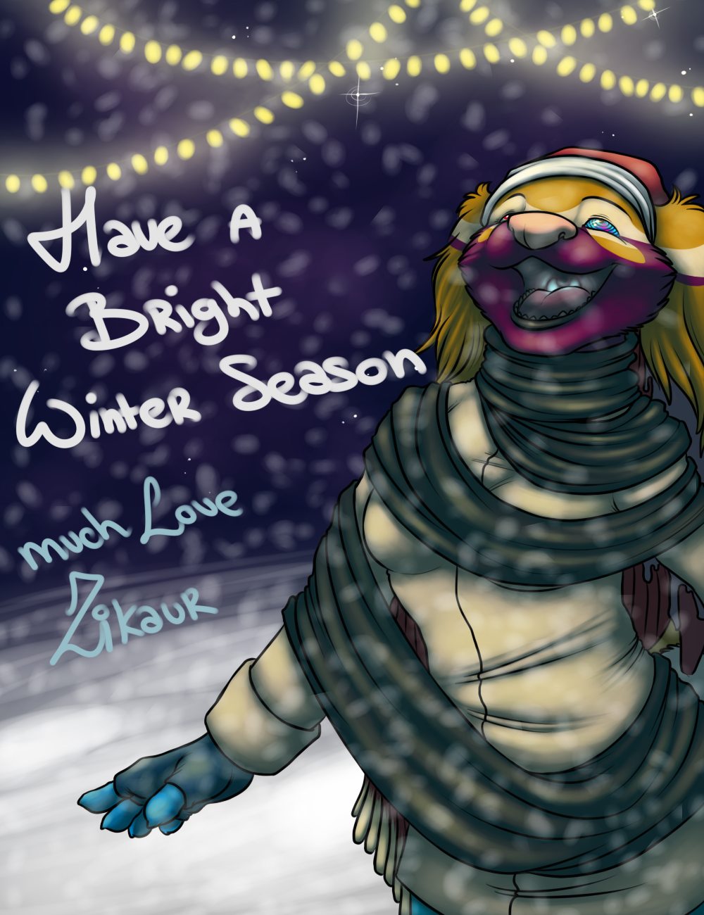 Winter Season Wishes