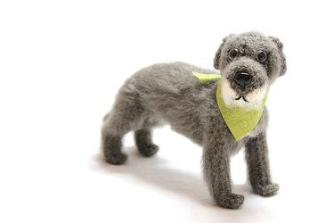 Irish Wolfhound Doll - For Sale!
