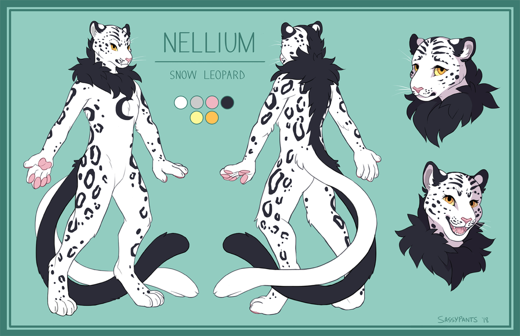Nellium Ref Sheet