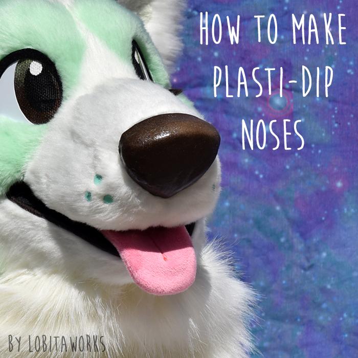 TUTORIAL: Plasti-Dip Noses