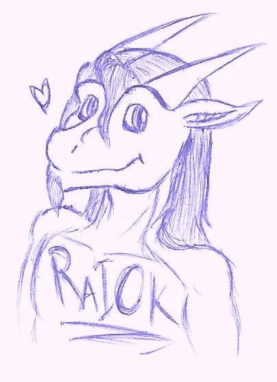 Raiok - Hi, I'm Cute :3