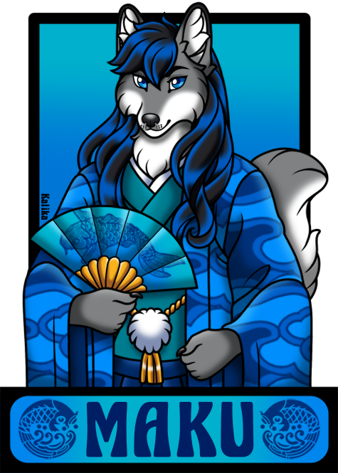 Conbadge - Maku