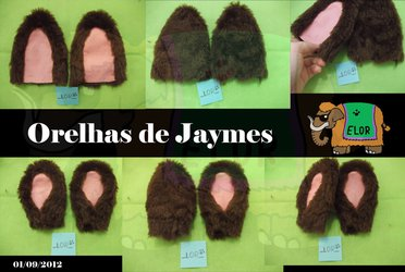 Orelhas de Jaymes