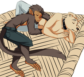 Sleepy Boys