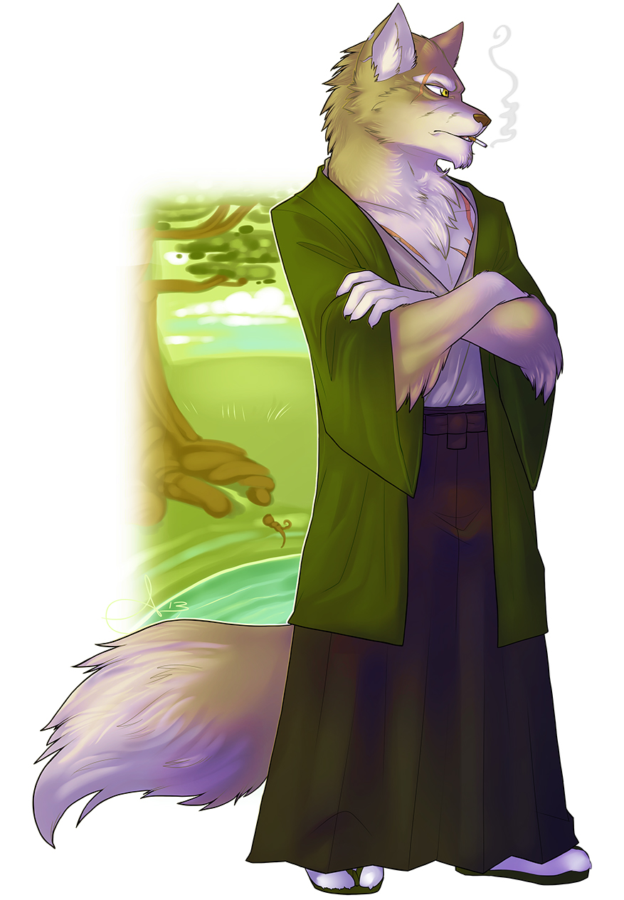 Comm - The Master