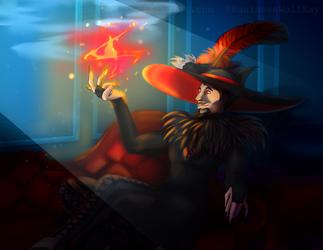 Art Fight: Sorcerer Spider [Revenge]