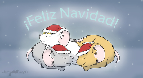 Feliz navidad!~