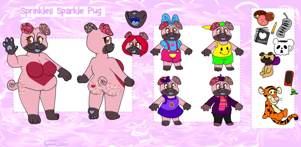 Sprinkles the Pug-2nd sona