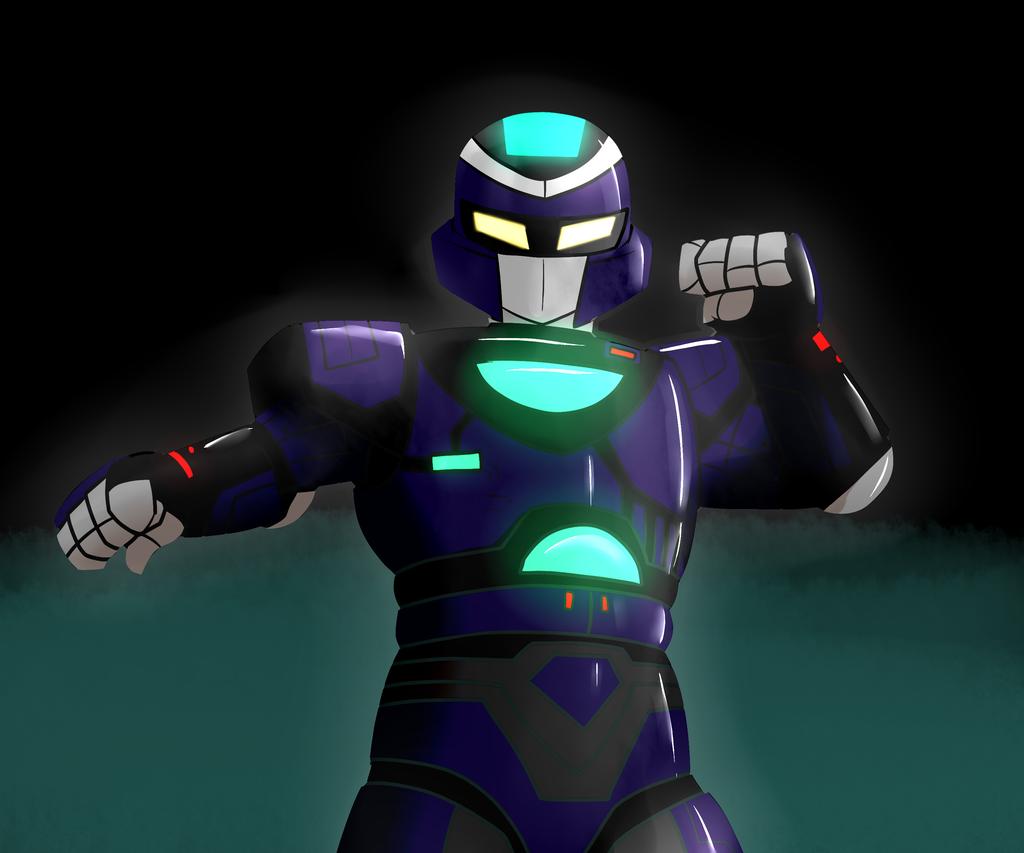 Galactic Knight Daiga