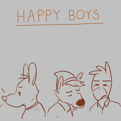 They're Happy