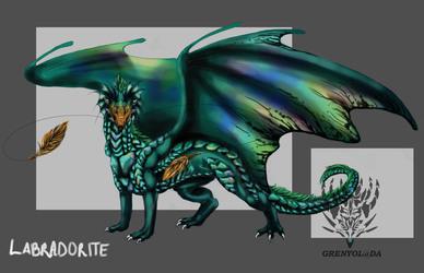 Mineral Dragon adopt 1
