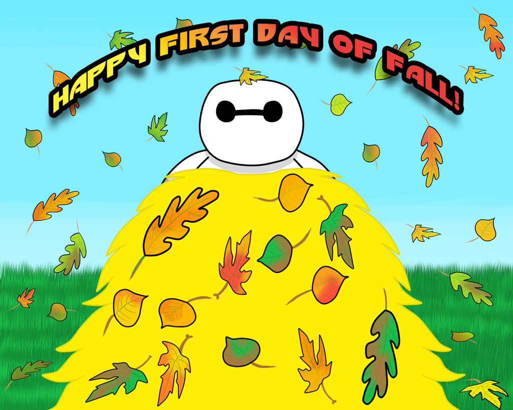 Happy First Day of Fall, 2017!