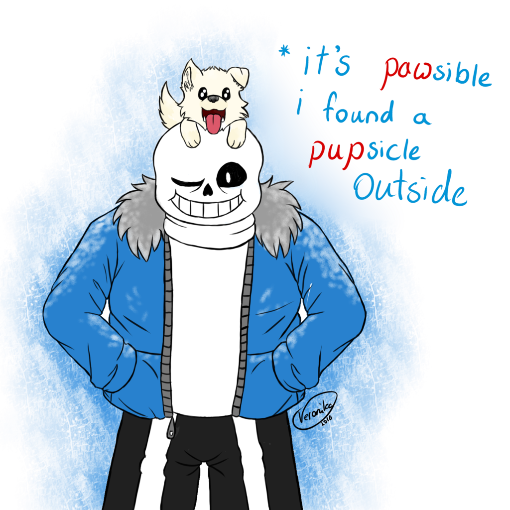 Most recent image: Pupsicle