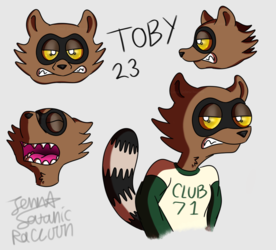 Toby (concept character)