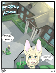 haunted house pg2