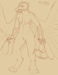 Commission: Janis Weregryphon ref