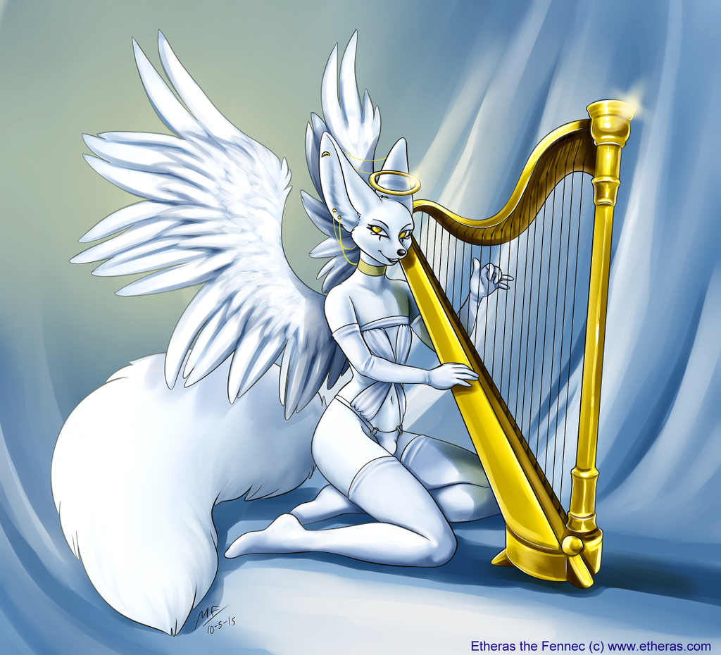 Heavenly Fennec