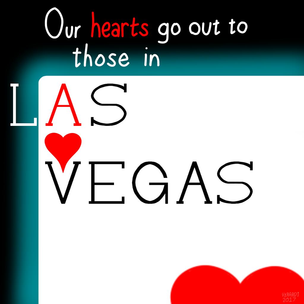Hearts For Las Vegas