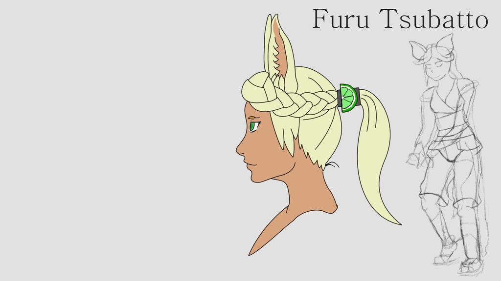 Furu Tsubatto WIP 1