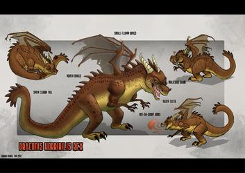 Draconis Horribilis Rex