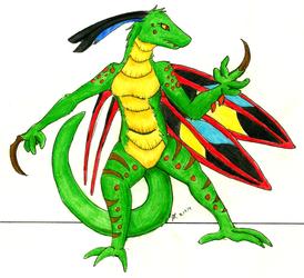 Species Design: Kissik