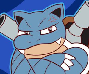 Padded Pokedex 2015-16: Blastoise