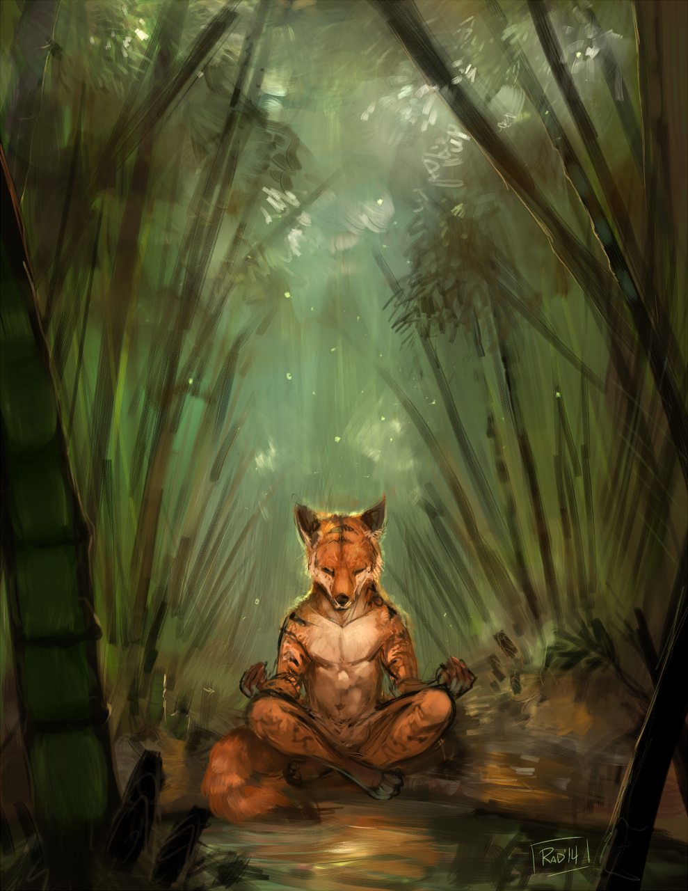 Most recent image: Serenity - Art by Rhyu