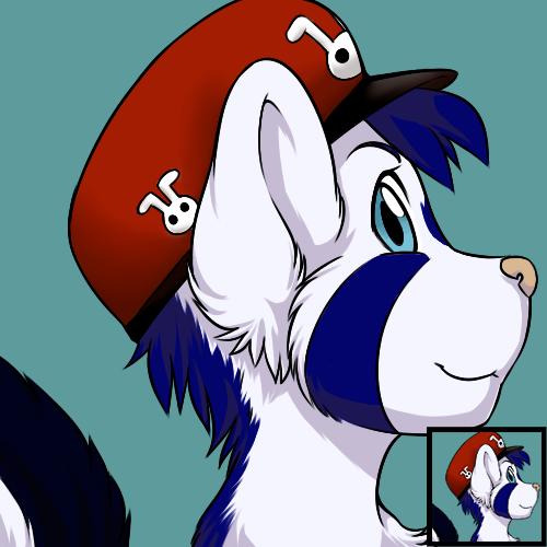 Mask Icon - Postman's Hat