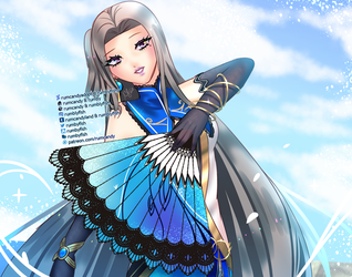 Azure Diva Vita Clotilde