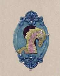 Keyhole Dragon 2