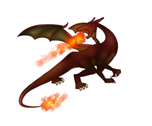 Dragon Charkol (by DA: dejaw00)