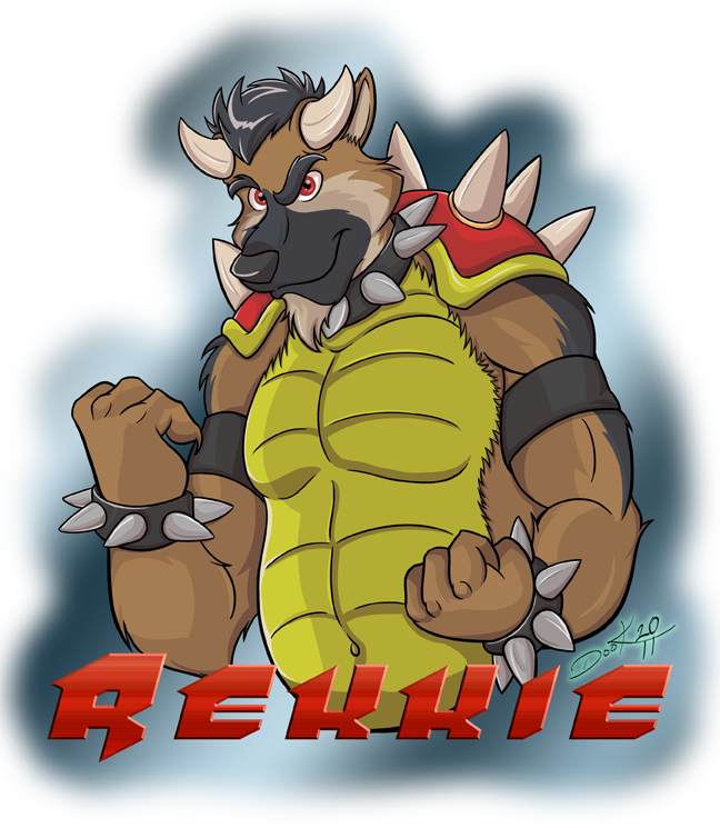 Featured image: Rekkie Badge