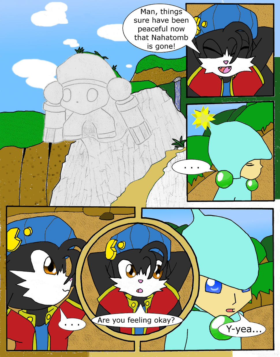 Door to Phantomile Ending page 1