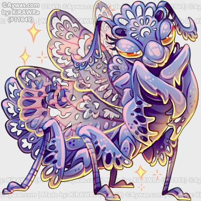 Aywas RCC: Lace Mantis