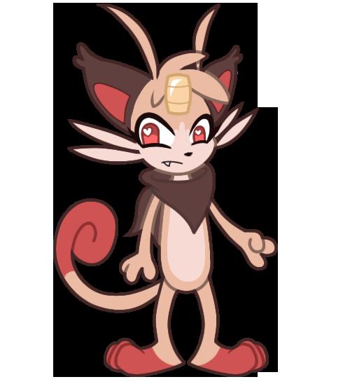 Bandana-wearing Meowth