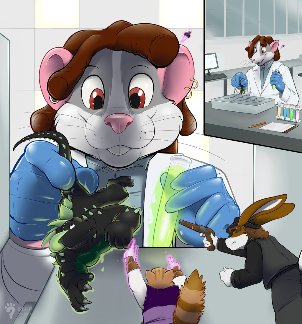 [C] Lab Rat Experiment