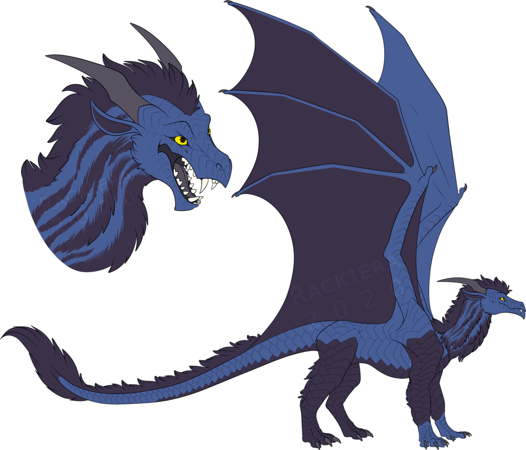 Most recent image: Commission - Daiki's Dragon Update