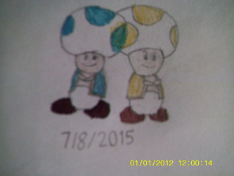 Toad Bros