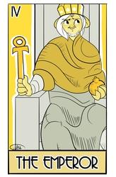 Tarot Card Comm